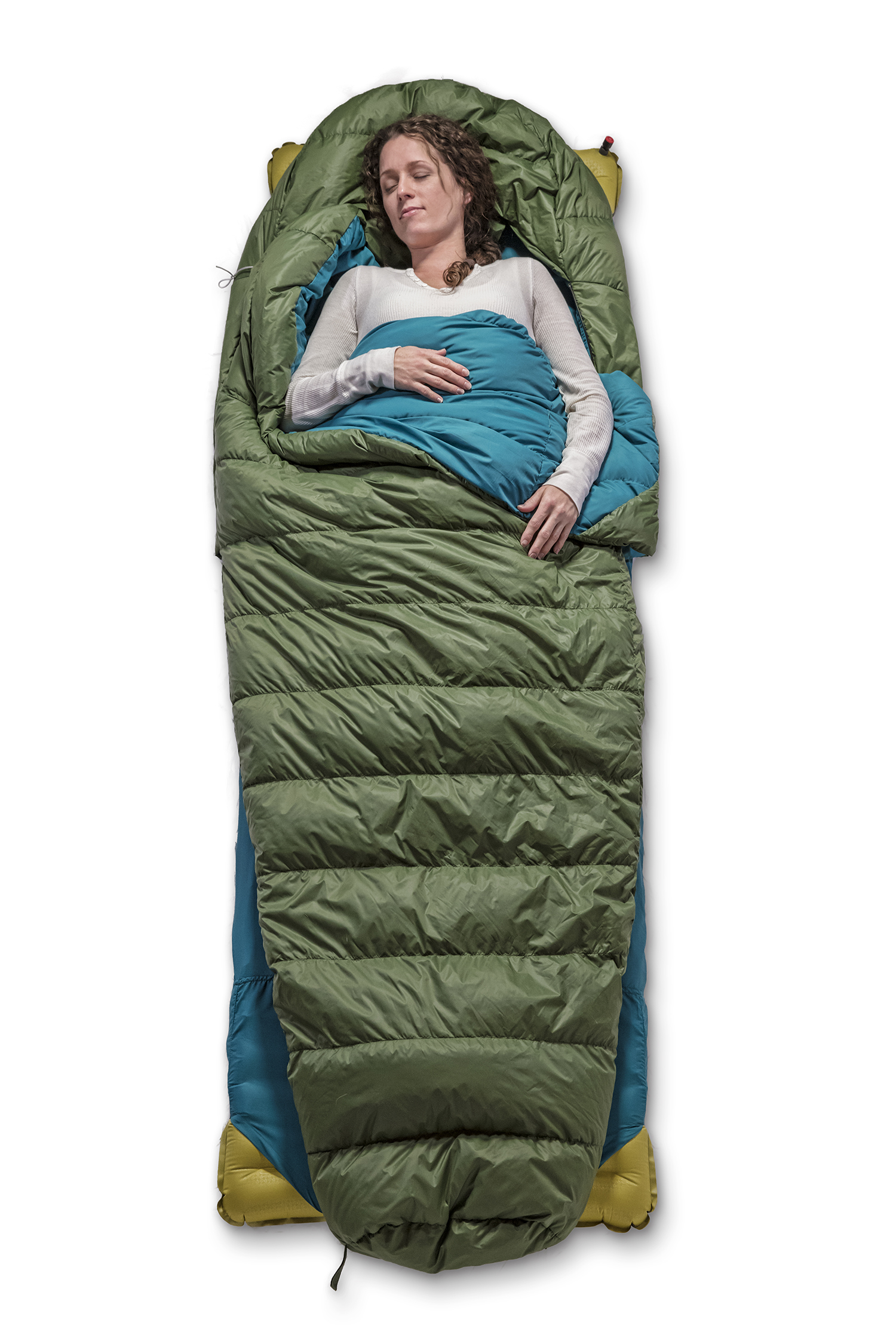 The Sleeping Bag Re Imagined A Field Test