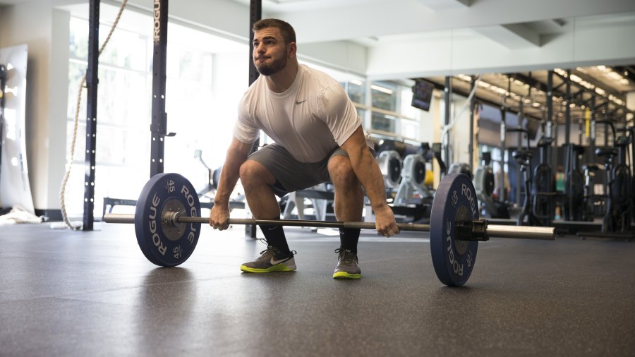CrossFit workout tips from Mat Fraser