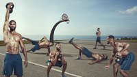 core workout for men