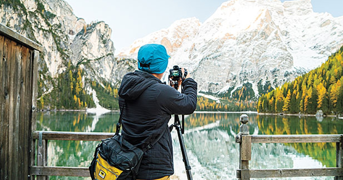 A Field Guide for Taking Better Outdoor Photos