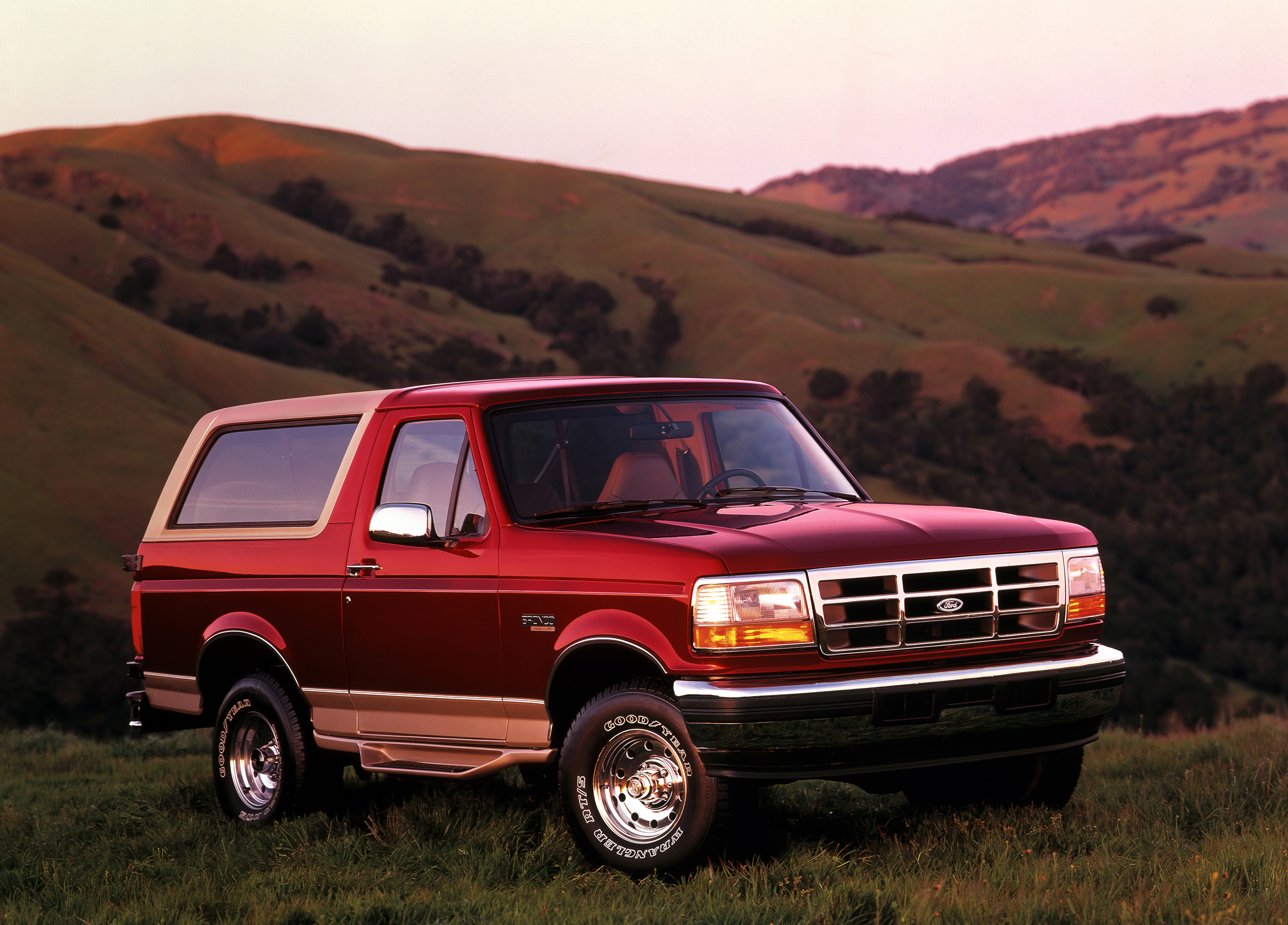 The Complete History Of Ford Bronco 1980 Mirror 5