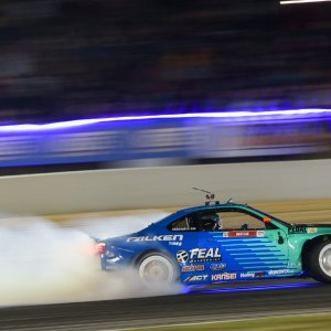 Winning driver at Opening Round of 2021 Formula Drift Pro Championship at Road Atlanta