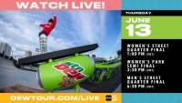 2019 Dew Tour Day 1 Livestream