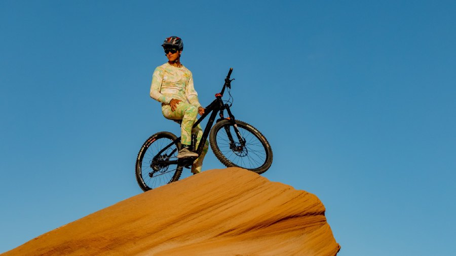Pit Viper's new LXIX MTB jerseys are made of UPF+50 fabric for sun protection.