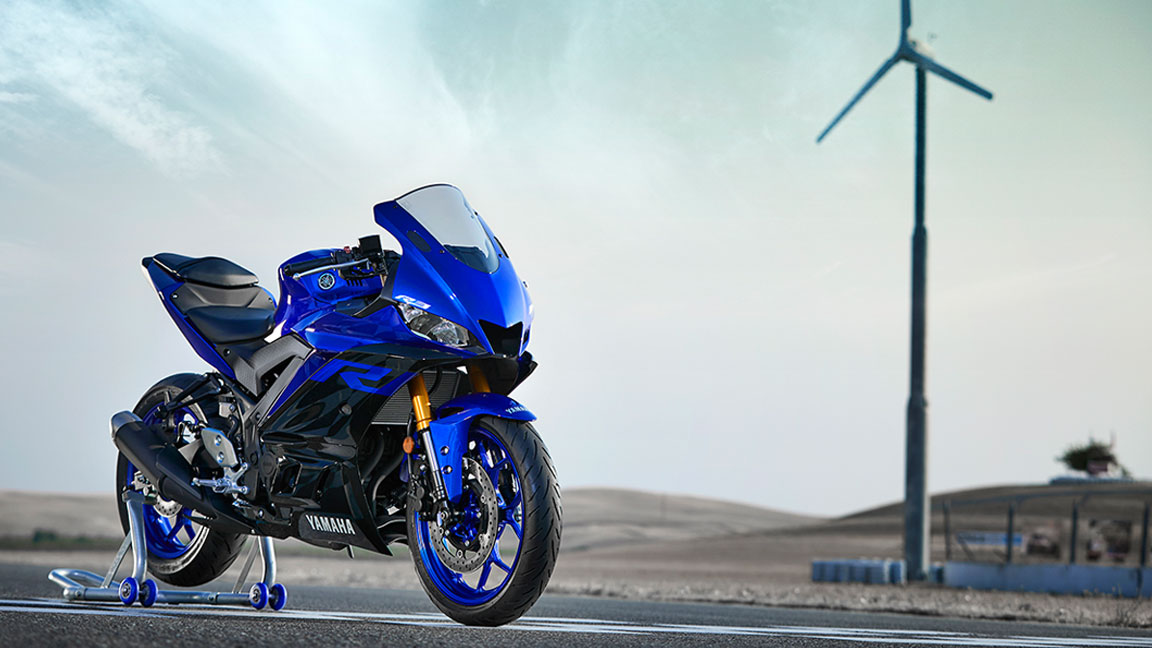 Test Ride We Took The Entry Level 2019 Yamaha Yzf R3 For A Spin