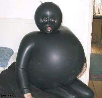 Don't fart in your wetsuit