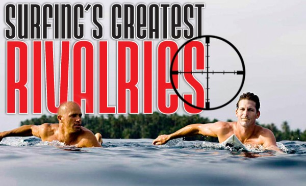 Andy Irons, Kelly Slater, greatest surfer, sports rivalry, surf rivalry