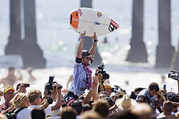 CJ Hobgood, Huntington Beach, ASP World Tour, ASP WQS, Hurley US Open of Surfing
