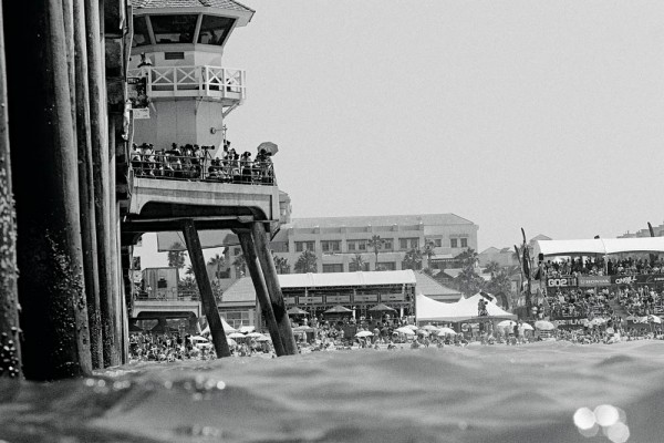 Huntington Beach Pier, Hurley US Open of Surfing, Jack English photography