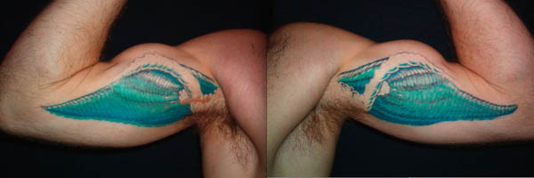 15 Surf Tattoos From Hell