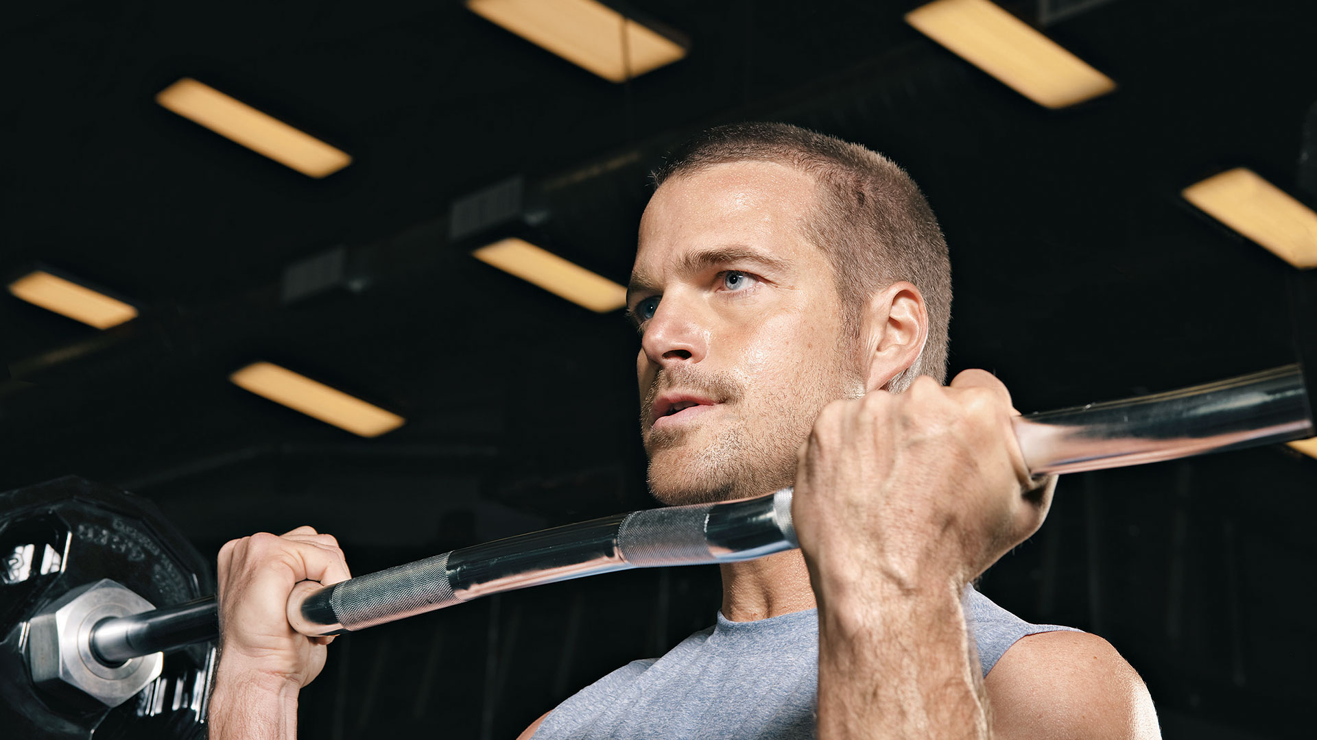 How Chris O'Donnell Trains