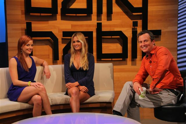 Amy Paffrath, Alana Blanchard, and Pat Parnell.
