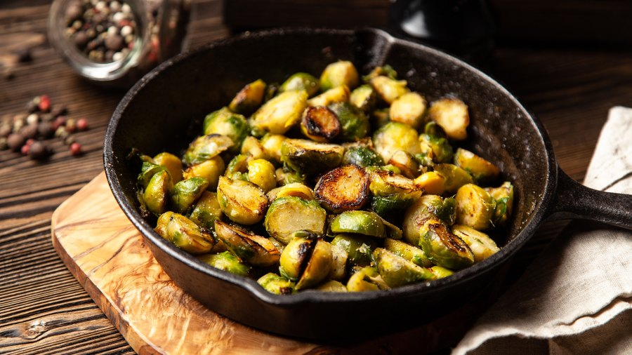 most hated foods; brussels sprouts