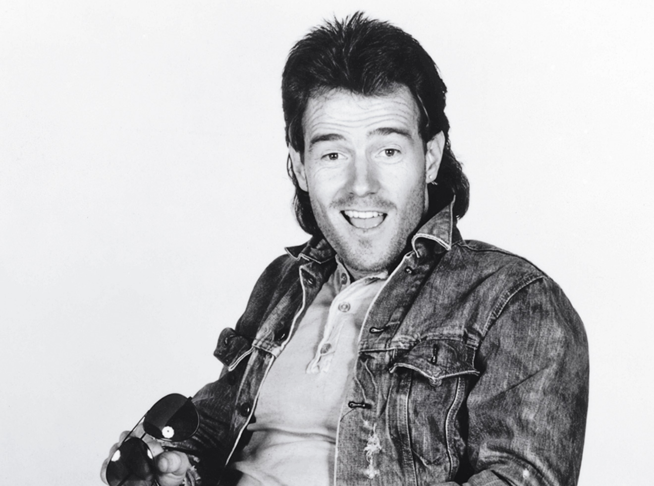 Bryan Cranston in 1988, when he starred in the short-lived sitcom Raising Miranda
