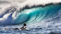 Andy Irons at Pipeline