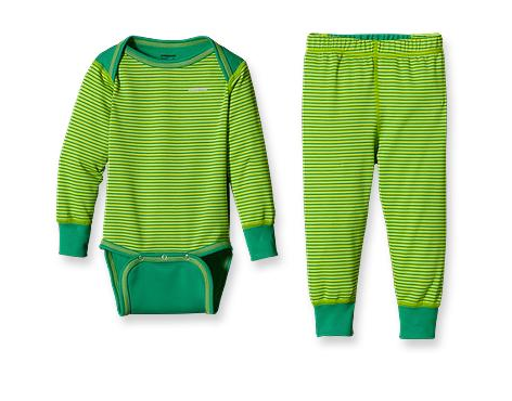 Getting your kids snowboarding and skiing: Start with a good set of baselayers and your kids won't be crying about the cold five minutes after you get the whole family out on snow.