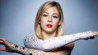 Winter olympics Gracie Gold