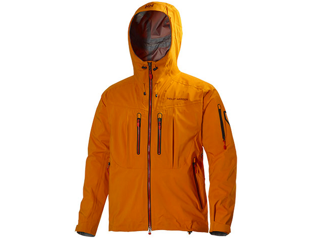 5 hardshell jackets that'll make your winter a little sweeter