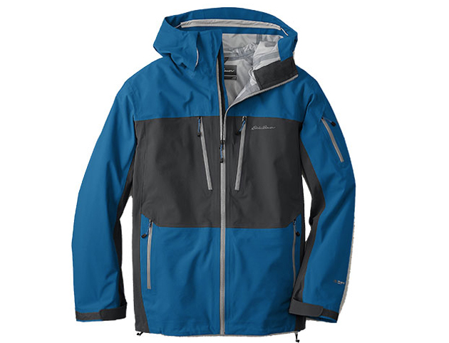 5 hardshell jackets that'll make your winter a little sweeter: Eddie Bauer Neoteric jacket