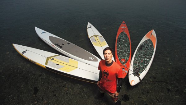 BG best sup instructors art aquino