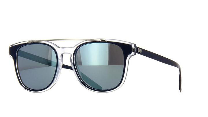 d3bb95bb1d Dior Homme Black Tie 211S 52MM Mirror Sunglasses