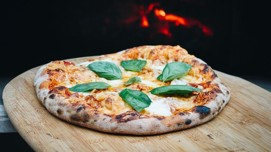 Wood Fired Artisan Pizza