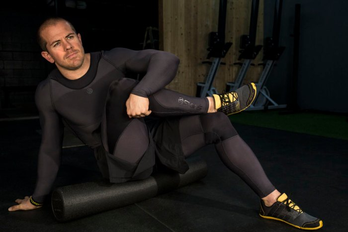 Compression clothes have come a long way. Sports-specific garments now come in a variety of styles, colors, and fits for men and women. Photo courtesy SKINS