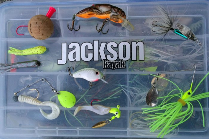 Panfish will strike lures that imitate natural food sources. Species specific baits often look like undersized bass lures.