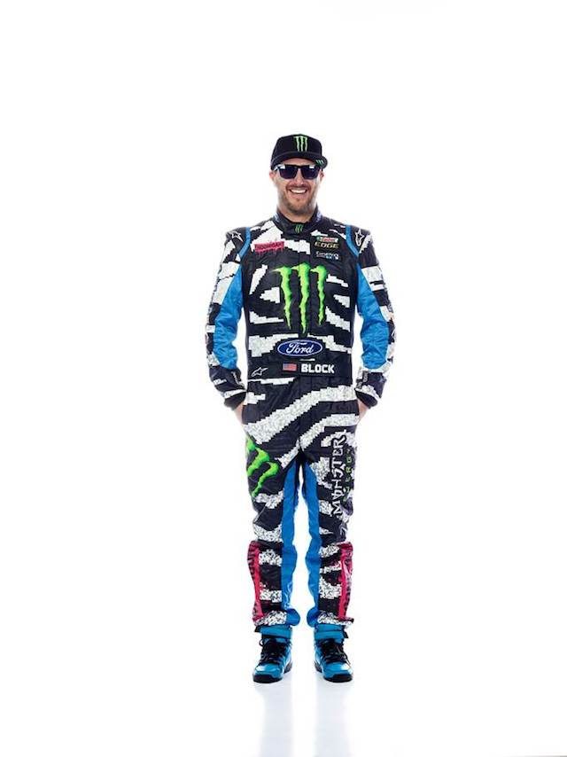 Ken Block had a widely successful career long before he started racing rally cars. Photo courtesy of Xgames