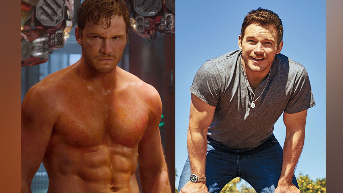 Chris Pratt Lost 60 Pounds in 6 Months for 'Guardians of the Galaxy'