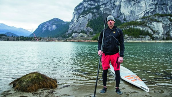 Best Local SUP Instructor Norm Hann