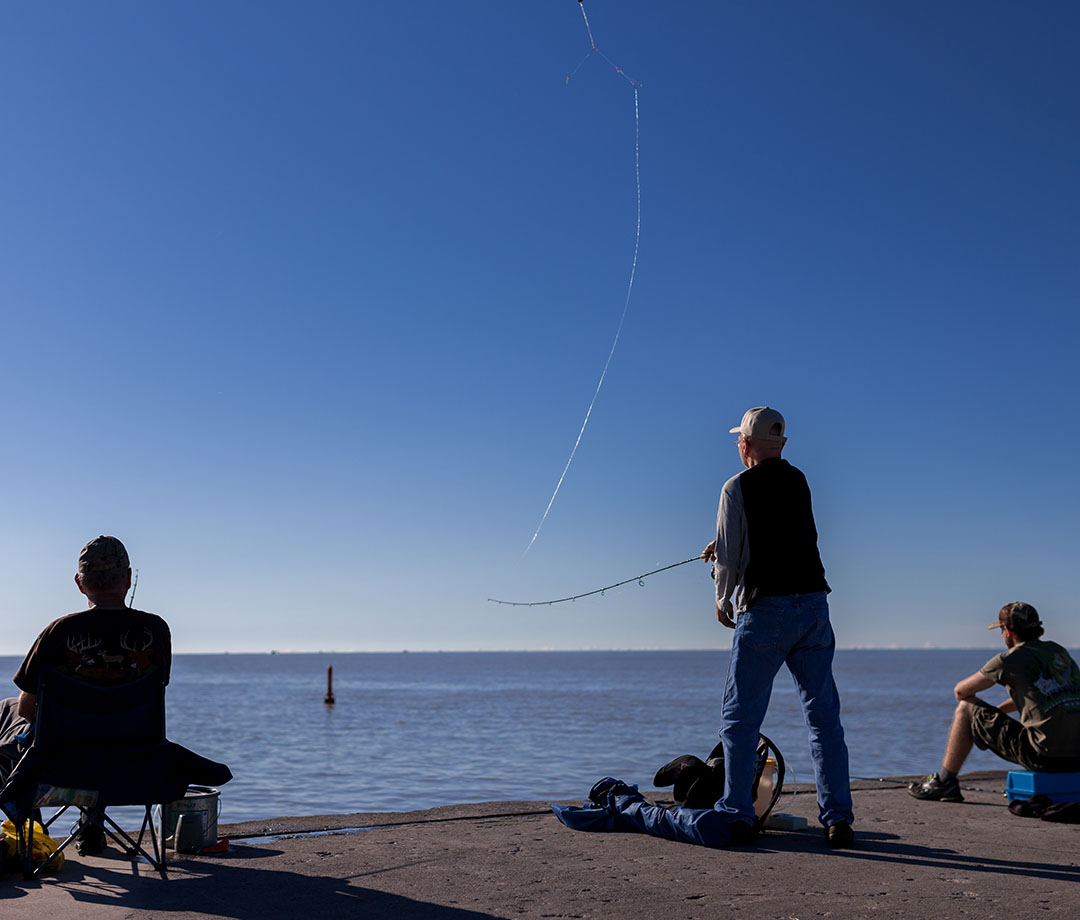 Cast Away: The Top Spots for Fishing in America - Men's Journal