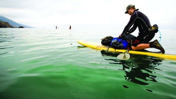 Skills Overnight SUP Trips