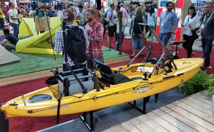 A Look at the New Hobie Outback - Want pictures? We have you covered. -  Men's Journal