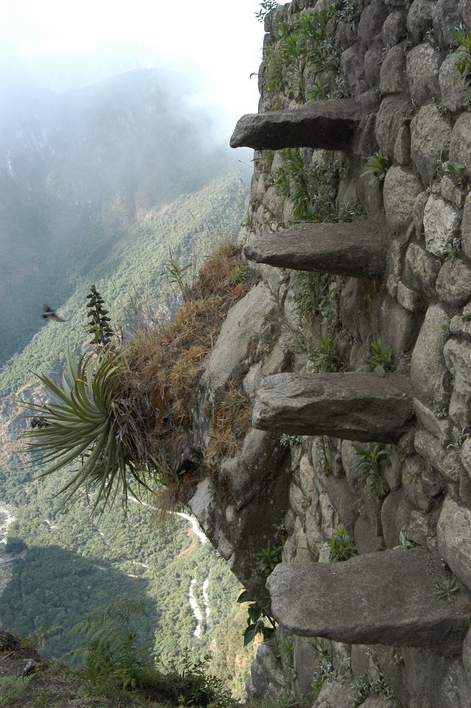 stairs of death by Andrew Hitchcock:Flickr-2