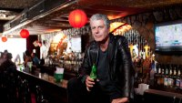 Anthony Bourdain on Writing, Food, Adventure, and Finding a Calling