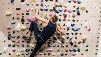 The Ultimate Indoor Rock Climbing Workout