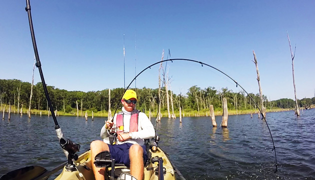 """The KBS will visit bass water throughout the southeast and midwest. """"We're putting it on a bigger stage,"""" says Robert Field, pictured. Photo courtesy KBS."""