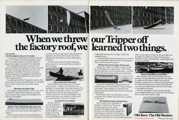 This advertisement made history, and inspired a modern-day remake.
