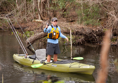 Jackson Kayak likely sets its weight ratings most conservatively, reflecting the company's origins in whitewater. Paul Lebowitz photo.