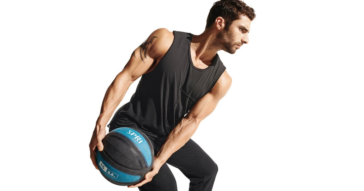The Best Medicine Ball Workout for Explosive Power and Strength