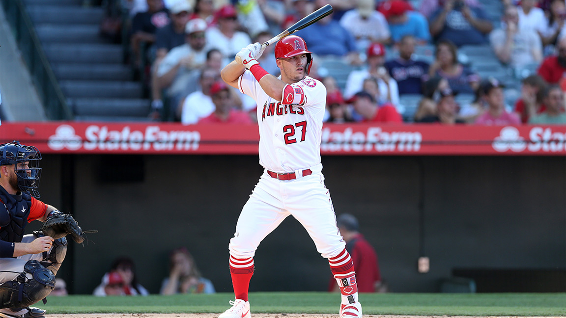 Mike Trout on How He Trains, Proving People Wrong, and His Dream Face-Off Against Nolan Ryan