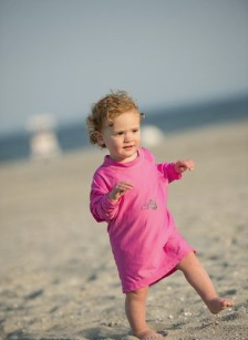 The Toddler Long Sleeve Loose Fit by Victory Kore Dry keeps the kiddos safe in the sun.