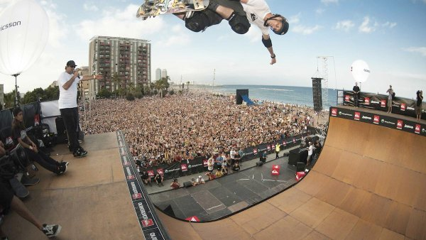 Tony hawk for skateboarding in the 2020 Olympics
