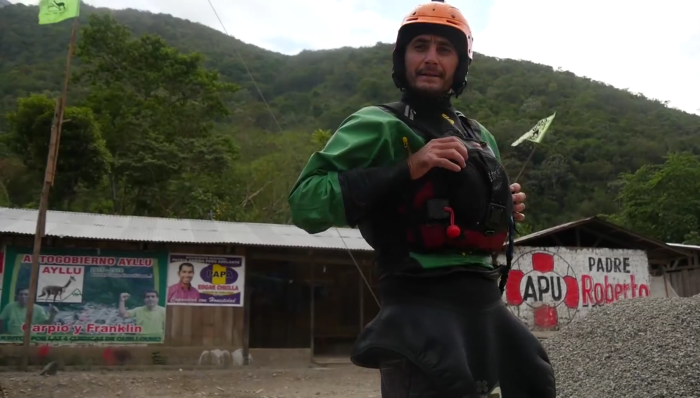 Footage capture of Juan de Ugarte from Substantial Media House's 'Juan and Only'