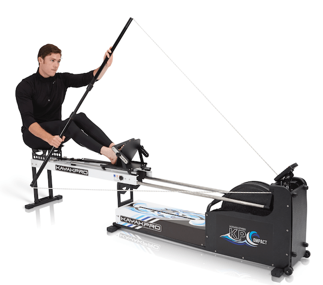The KayakPro Compact Erg delivers big performance.