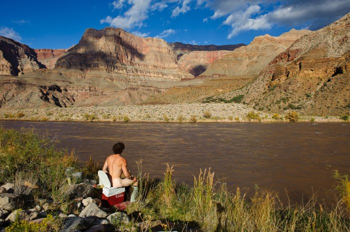 Paddling Essentials Canoe Groover