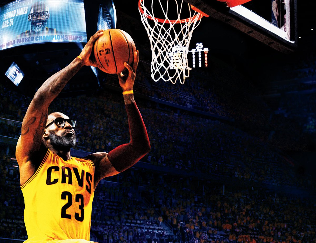 How Ageless Pros Like LeBron James Are Reaching Athletic Immortality 13b821803