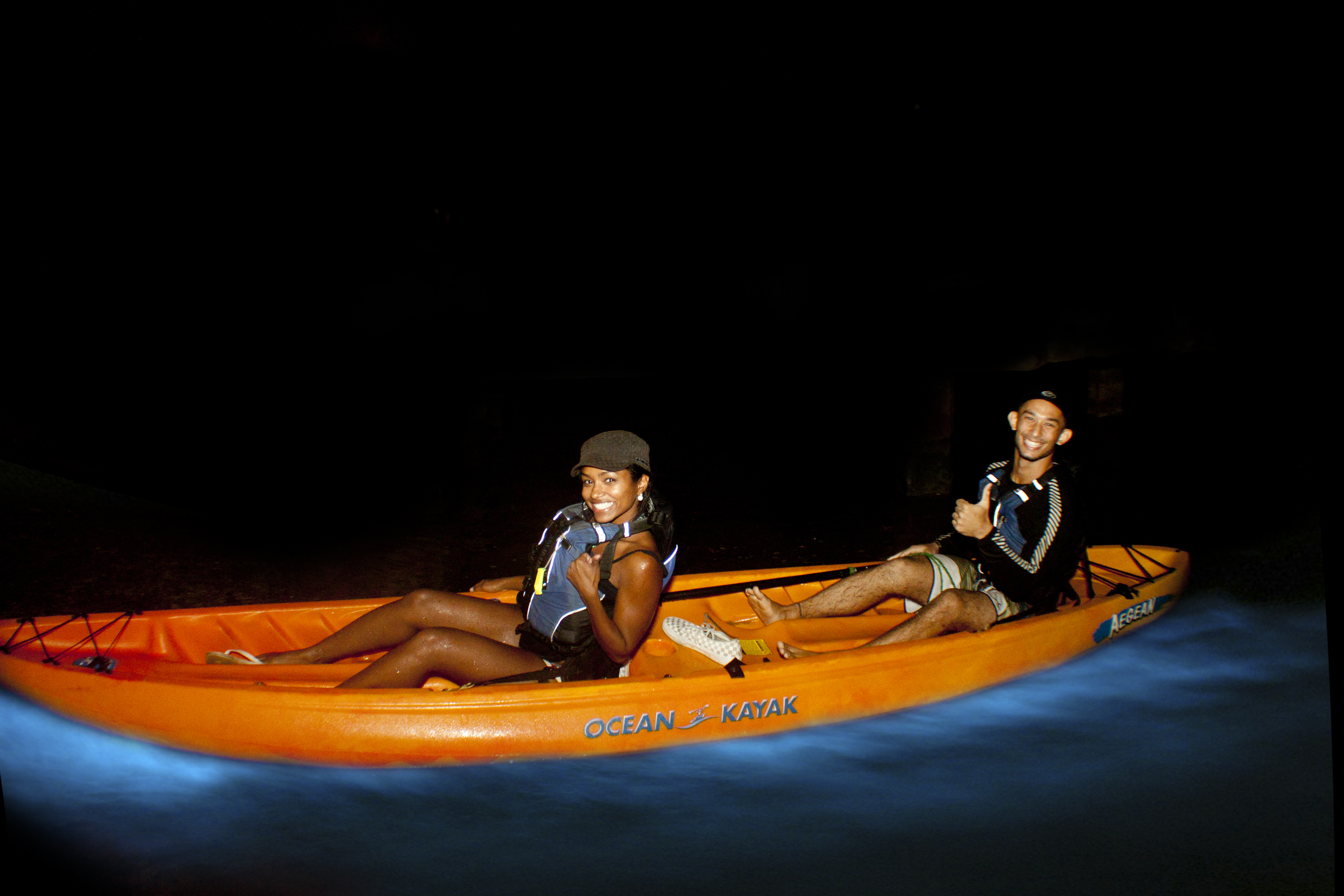 The Brightest Bioluminescent Bay in the ...vieques.com