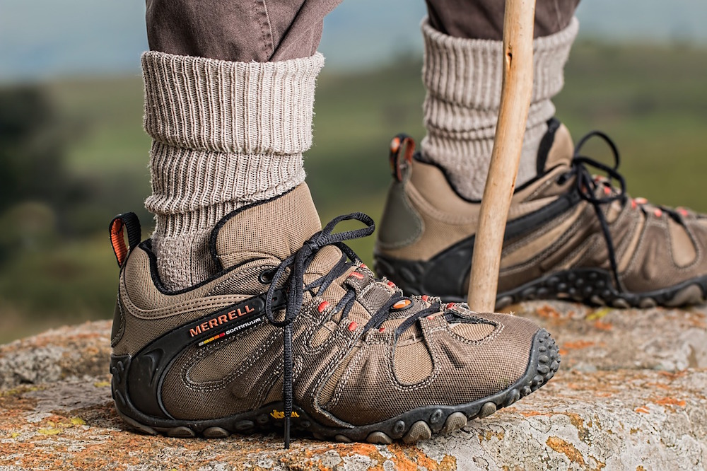 Footwear for the Outdoor Enthusiasts